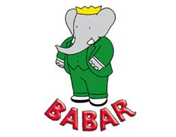 lister les personnages alphabétiquement  Babar11