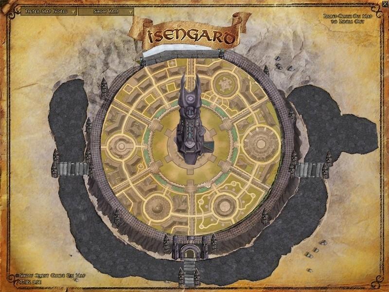 Cités du Royaume de Gondor New_is13