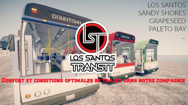 { Présentation entreprise} LS Transit vous transporte sur tout San Andreas ! 1k7v1011