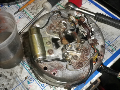 Extraction rotor - help ! Stator10