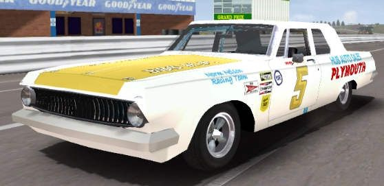 New GTR2 cars for download (Holden Monaro and others) 6310