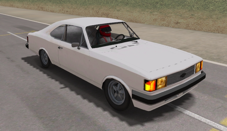 New GTR2 cars for download (Holden Monaro and others) Opala_17