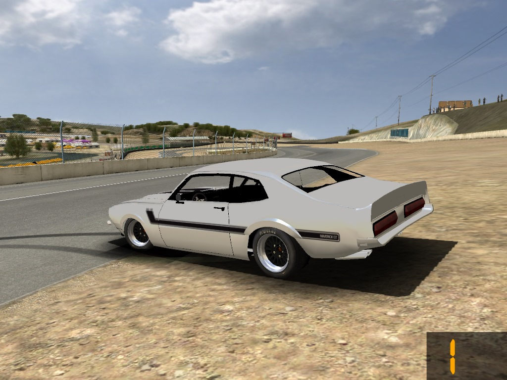 '77 Ford Maverick (W.I.P) Wall010