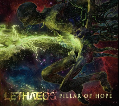 """LETHAEOS (Death/hybride/djent) """"Pillar of hope"""" OUT NOW. Lethae11"""