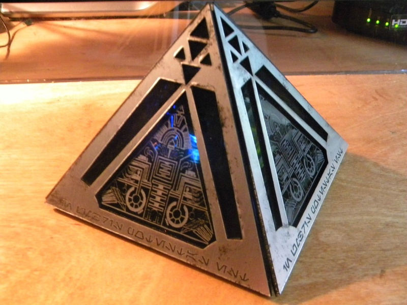 Sith Holocron by PropFunk Srfld710