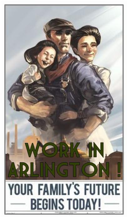 [PUBLICITE] Travail à Arlington, promesse d'une vie Meilleure ! Arlifu11