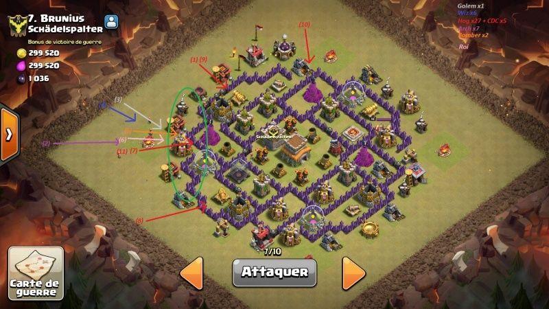 Comment attaquer ce village Screen10