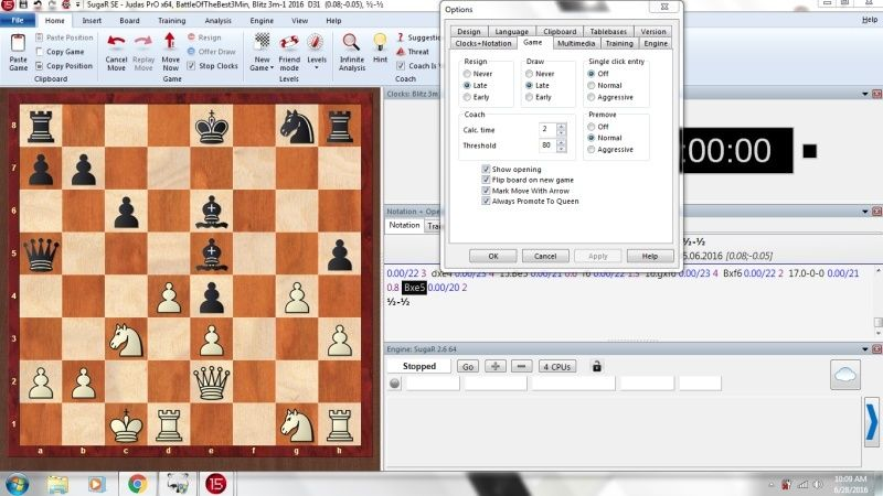 Top Chess Engines Calling Early Draws 15-30 moves in???? Weird_10