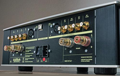 Norma Audio Integrated Amplifier REVO IPA-140 Norma-10