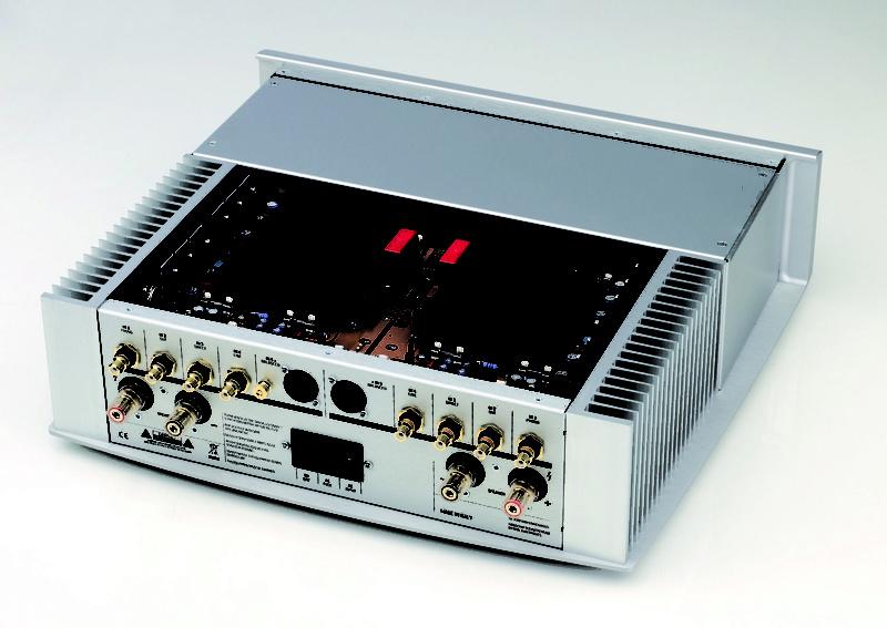 Norma Audio Revo IPA-140 Integrated Amplifier Norma-14