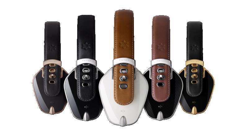 Sonus Faber Headphone Pryma - Carbon Marsala Sonus_10