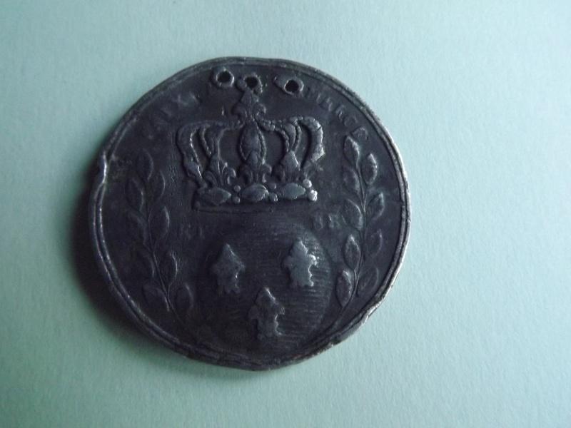 médaille a identifié Dscf4713