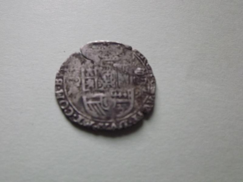 Monnaie féodale ? ... 32e de Patagon, Comté de Bourgogne, Philippe IV, atelier de Dôle ... Dscf4723