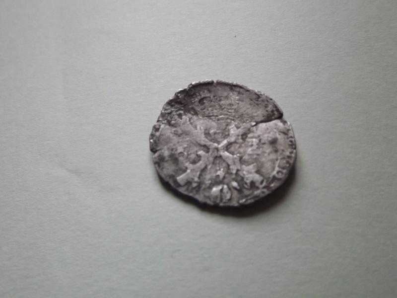 Monnaie féodale ? ... 32e de Patagon, Comté de Bourgogne, Philippe IV, atelier de Dôle ... Dscf4724