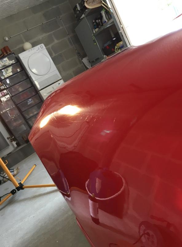 Ma belle rouge (detailing extrême) 😁 Image23