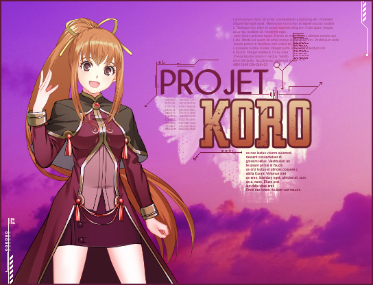 Projet Koro [Spécial apprentissage de Shua] Illust12