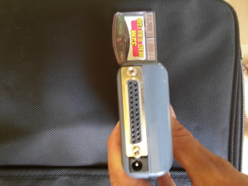 Pocket linker + cartouche 32mb + Pocket color 20160627
