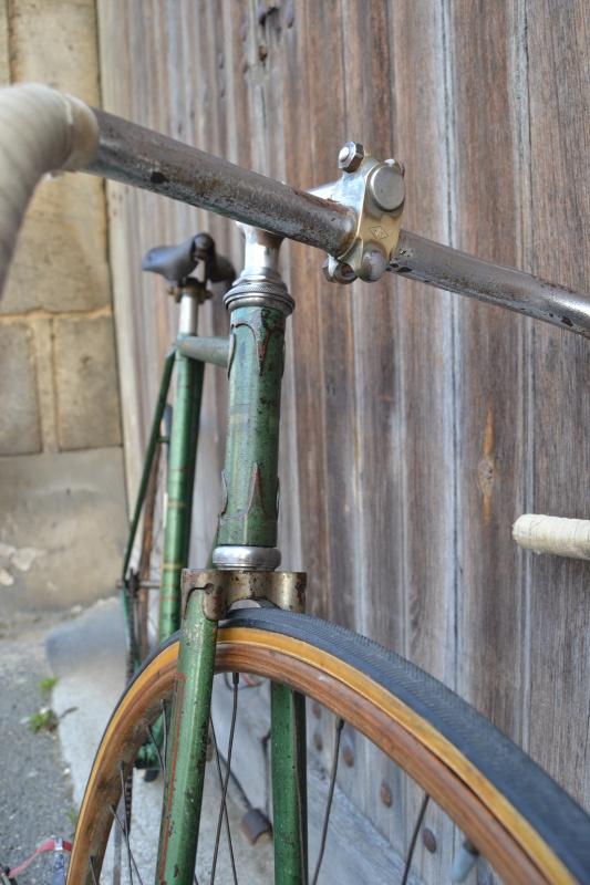 Piste vraisemblablement de fabrication artisanale de 1940 ou pas loin ;-) Dsc_0625