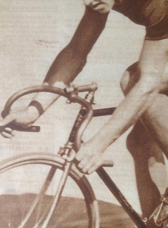 Piste vraisemblablement de fabrication artisanale de 1940 ou pas loin ;-) Image38