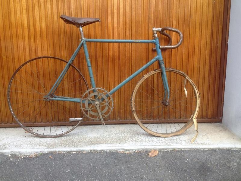 LE STAYER  vélo de vitesse  Img_9725
