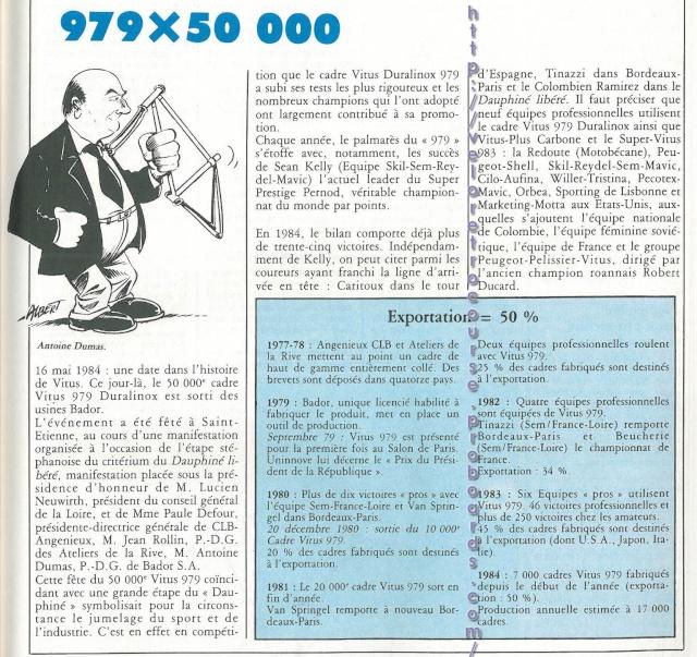 Evolutions et variations Vitus 979 Vitus12