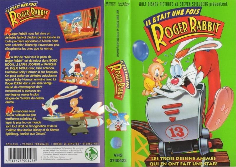 VHS : Les cassettes Disney en France ! 10650610