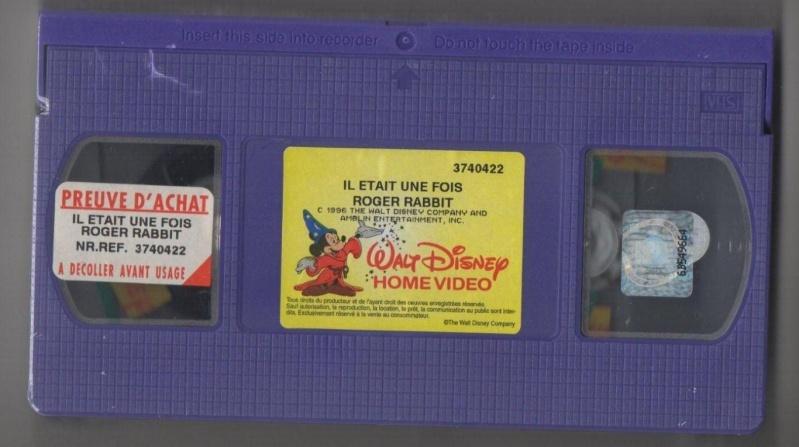 VHS : Les cassettes Disney en France ! 10650910