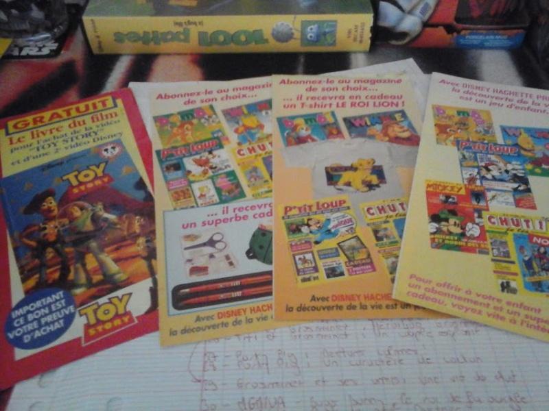 VHS : Les cassettes Disney en France ! Photo_23