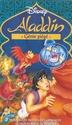 VHS : Les cassettes Disney en France ! Aladdi12