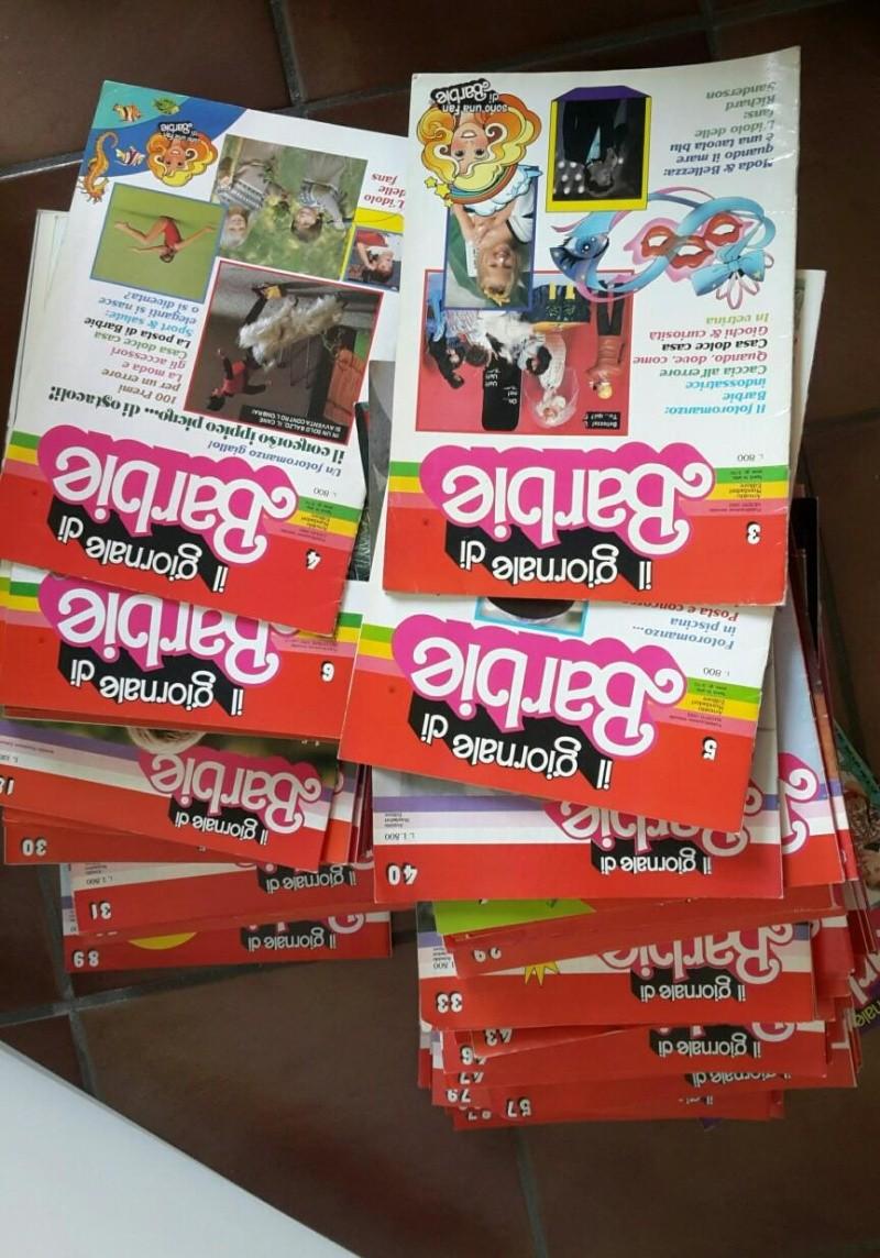 Il giornale di Barbie 82/87 e Barbie Granvarietà 84/85 Il-gio10