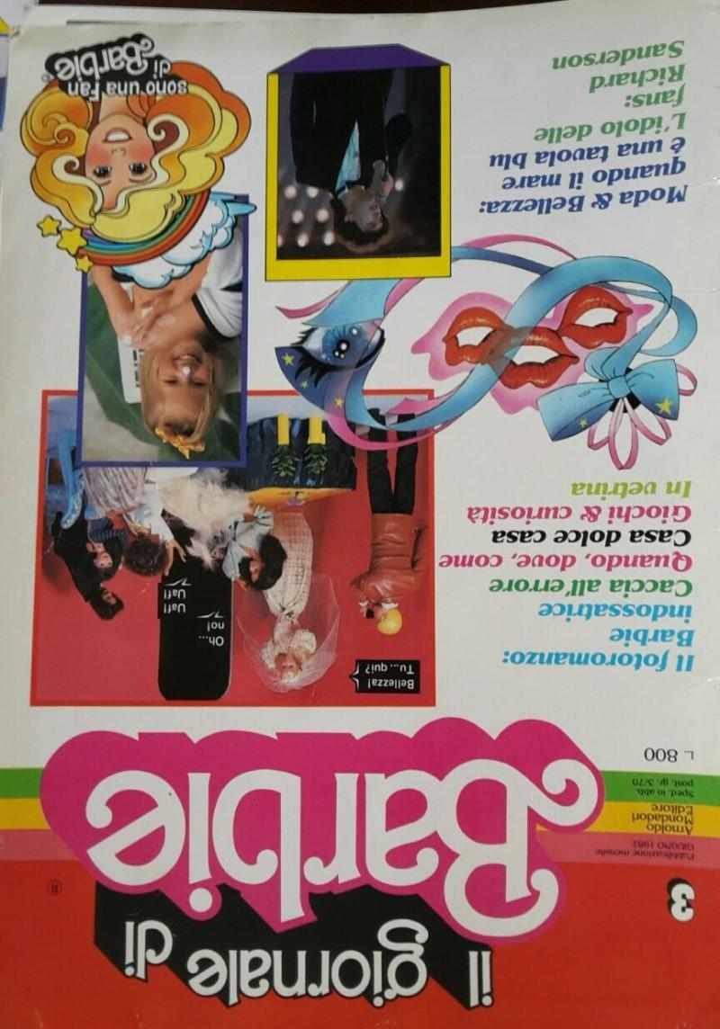Il giornale di Barbie 82/87 e Barbie Granvarietà 84/85 Il-gio11