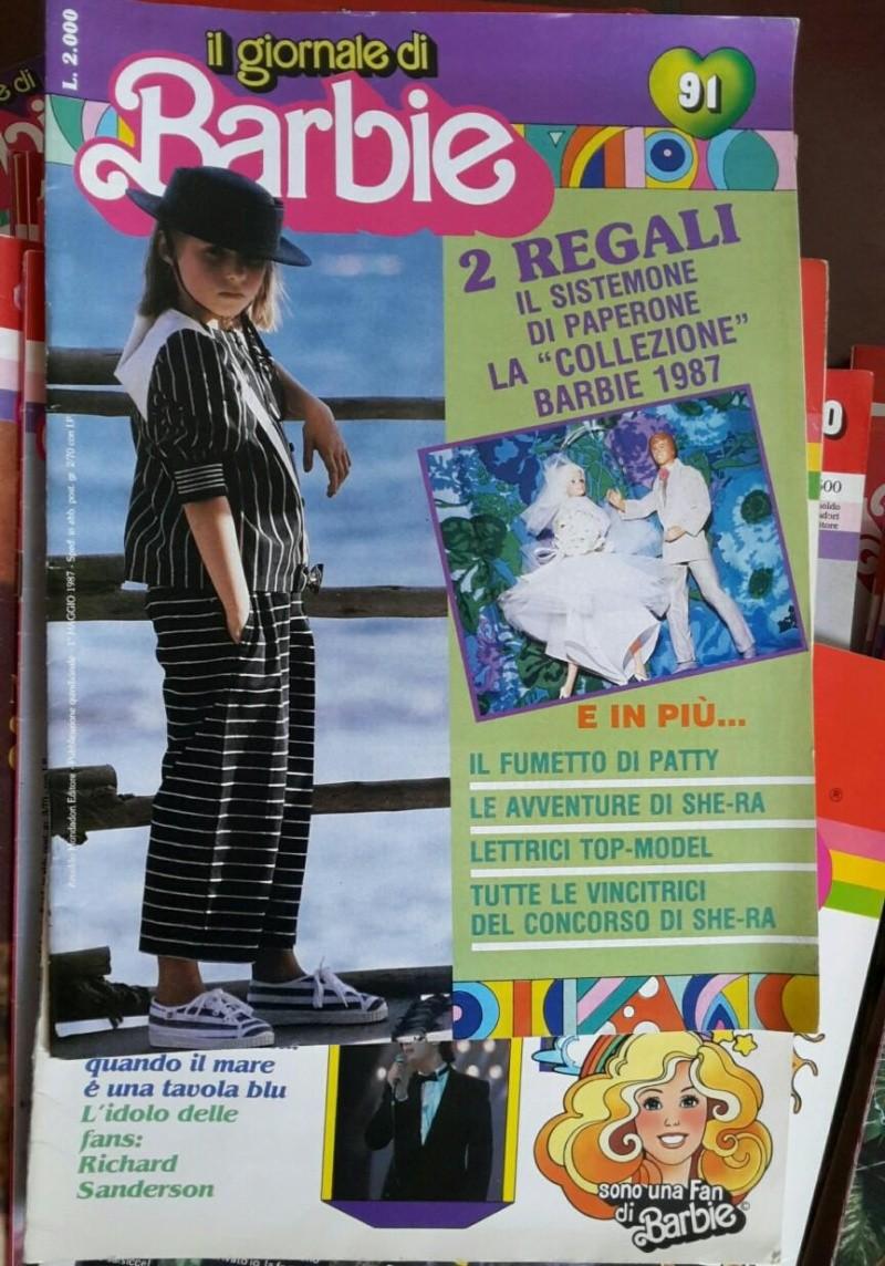Il giornale di Barbie 82/87 e Barbie Granvarietà 84/85 Il-gio13