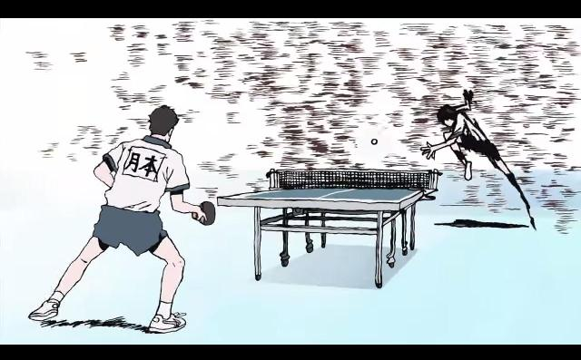 Ping Pong The Animation Ping-p37