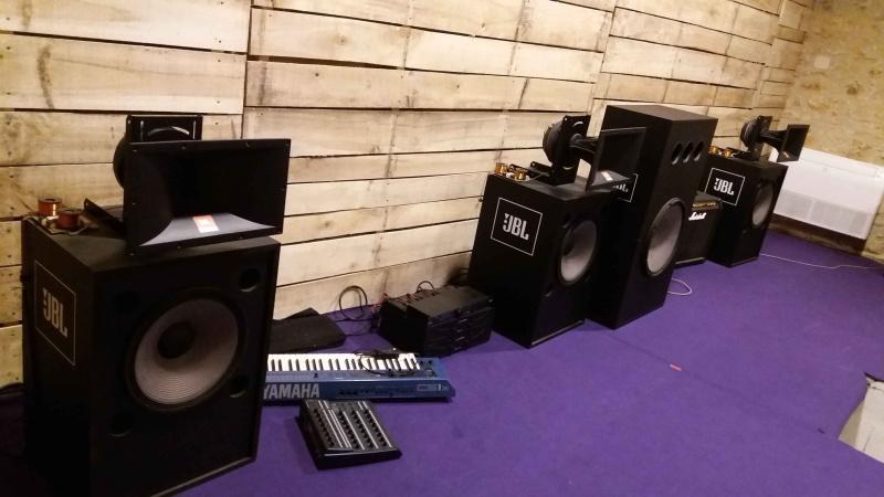 Fin de mon studio d'enregistrement... 20160310