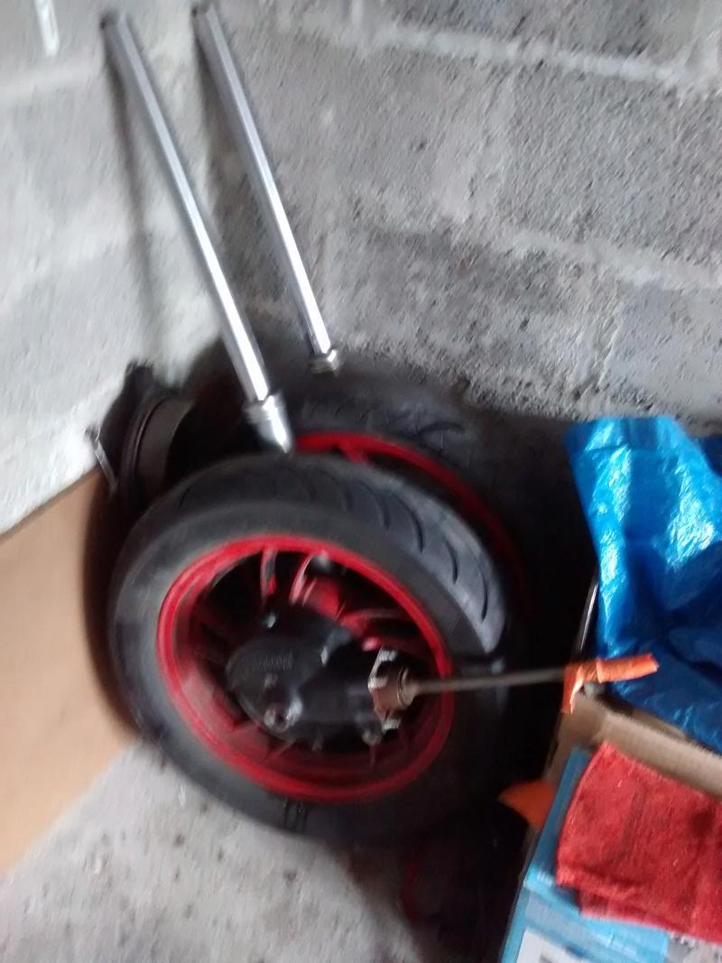 XV 750 SE >> XV 1100 Virago Cafe racer Img_2049