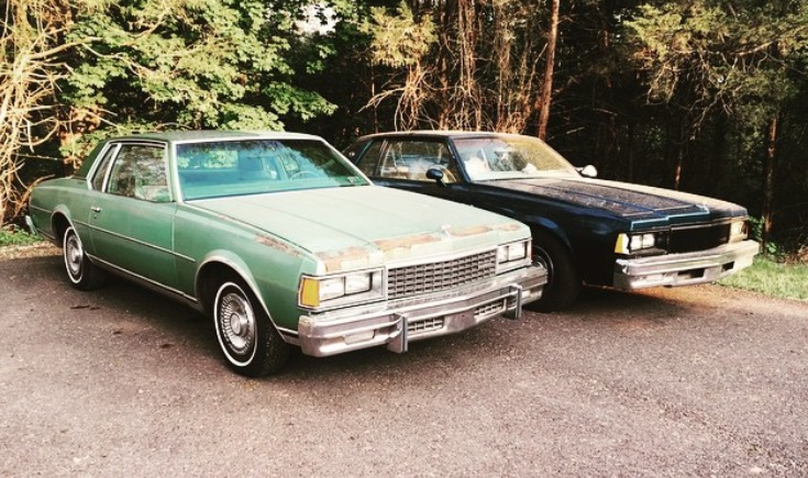 78 caprice build and extra parts Image16