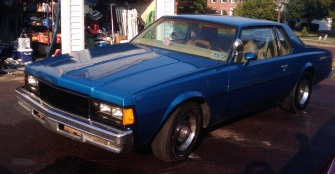 78 caprice build and extra parts Image19