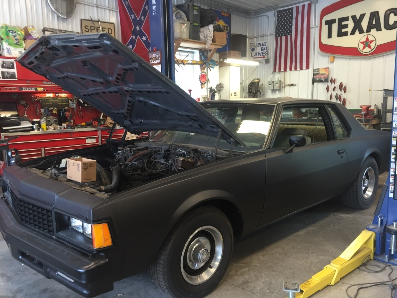 78 caprice build and extra parts Image20