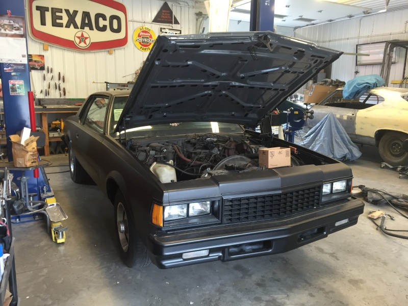 78 caprice build and extra parts Image21