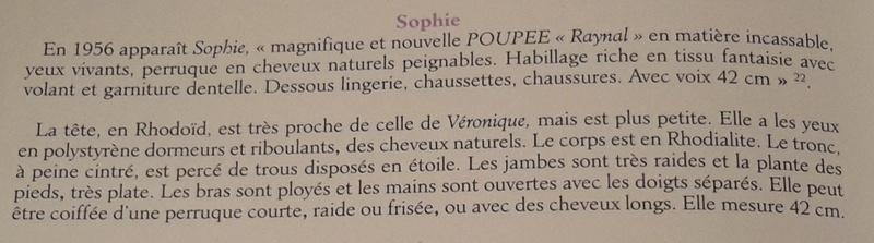 Sophie 42 cms Sophie12