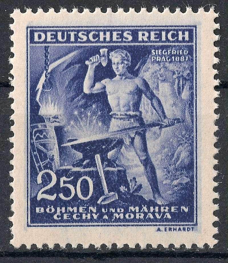 Wert von Briefmarke Deutsches Reich Siegfried Scanne10