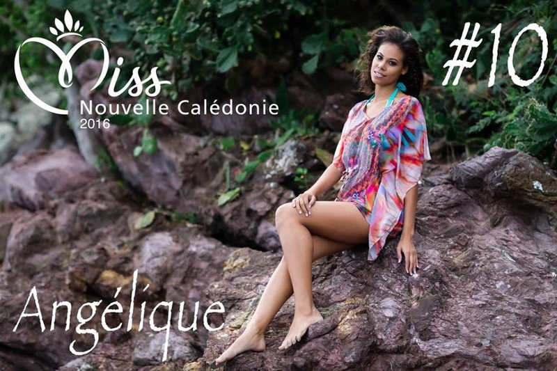 MISS NOUVELLE-CALEDONIE 2016 Angyli10