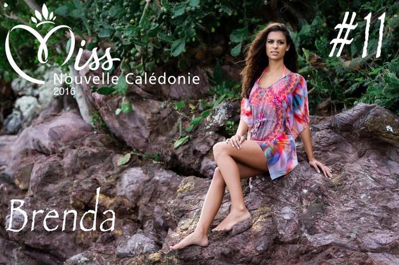 MISS NOUVELLE-CALEDONIE 2016 Brenda10