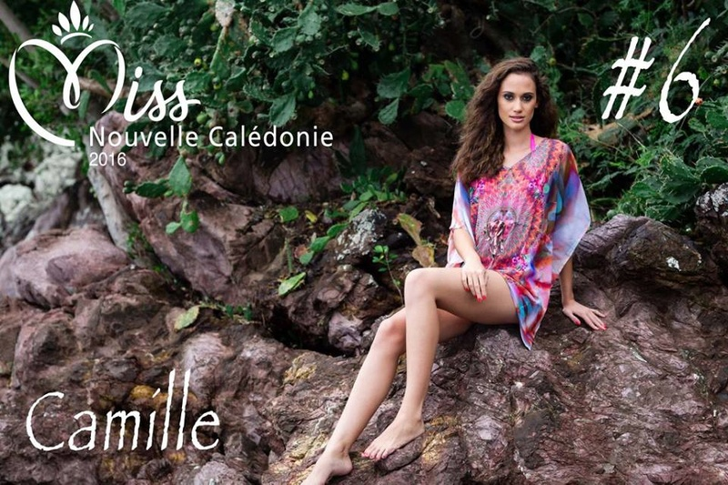 MISS NOUVELLE-CALEDONIE 2016 Camill12