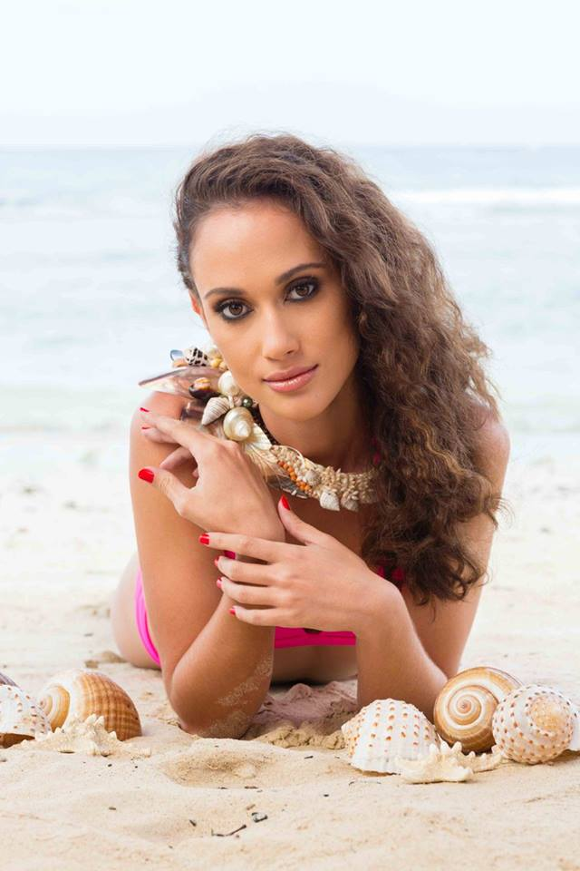 MISS NOUVELLE-CALEDONIE 2016 Camill13