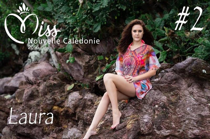 MISS NOUVELLE-CALEDONIE 2016 Laura10