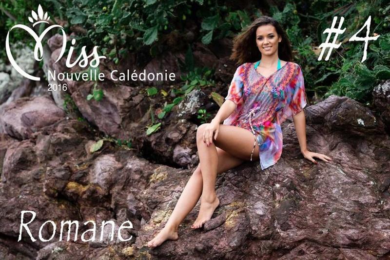 MISS NOUVELLE-CALEDONIE 2016 Romane11