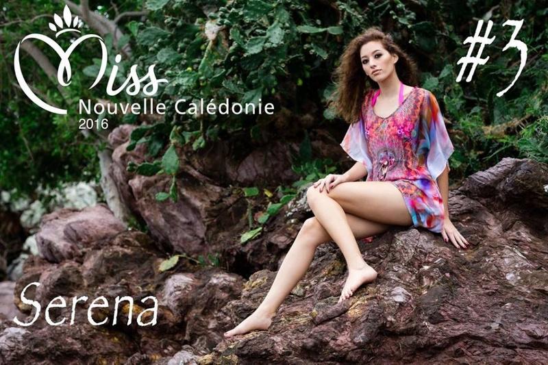 MISS NOUVELLE-CALEDONIE 2016 Serena10