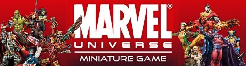 Marvel universe miniature game (No oficial)