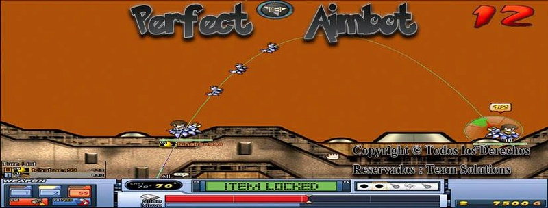 Perfect Aimbot X - Tiros perfectos para Gunbound & Dragonbound
